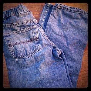 Boys Boot Cut Jeans